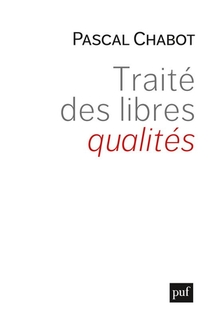 Traite Des Libres Qualites