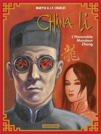 China Li T.2 ; L'honorable Monsieur Zhang