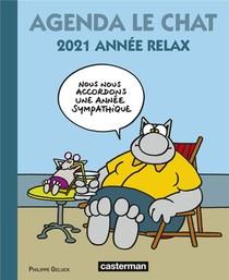 Le Chat ; Agenda (edition 2021)