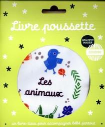 Livre Poussette - Les Animaux