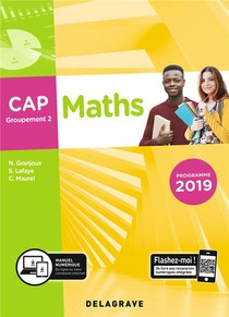 Maths Cap Groupement 2 2019 Pochette Eleve