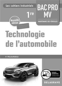 Technologie De L'automobile 1e Bac Pro Mv Livre Du Professeur