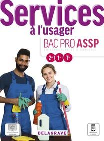 Services A L'usager 2de, 1re, Tle Bac Pro Assp (2021) - Pochette Eleve