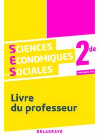 Sciences Economiques Et Sociales 2de 2019 Livre Du Professeur