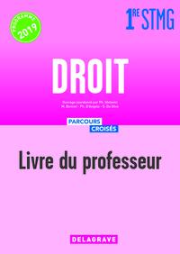 1er Stmg Droit 2019 Livre Du Professeur