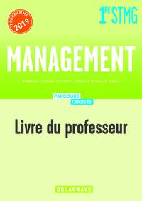 1er Stmg Management Livre Du Professeur