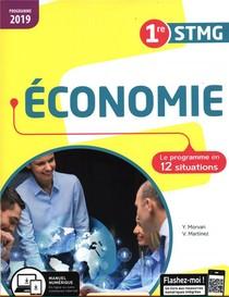 Economie 1re Stmg 2019 Pochette Eleve