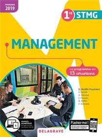 Management 1re Stmg 2019 Pochette Eleve