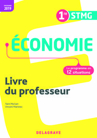 1re Stmg Economie Livre Du Professeur