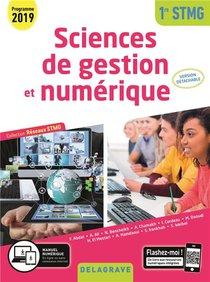 Sciences Gestion Numerique 1re Stmg 2019 Pochette Eleve