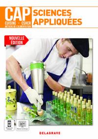 Sciences Appliquees 1re Et 2e Annees Cap Cuisine, Cshcr Et Metiers De L Alimentation (2021) - Pochet