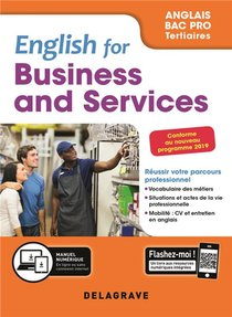 English For Business And Services Anglais Bac Pro 2019 Pochette Eleve