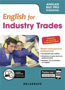 English For Industry Trades Anglais Bac Pro 2019 Pochette Eleve