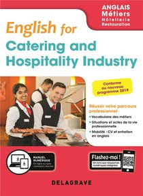 English For Catering And Hospitality Industry Anglais Bac Pro 2019 Pochette