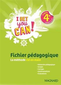 I Bet You Can 4e 2019 - Fichier Pedagogique
