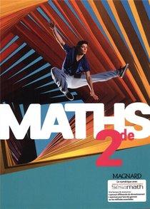 Maths Seconde 2019 - Manuel Eleve