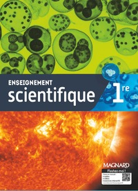 Enseignement Scientifique 1re 2019 - Manuel Eleve
