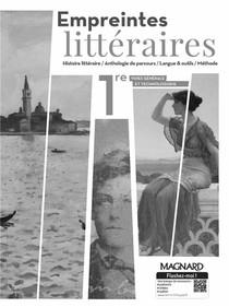 Empreintes Litterarires 1re 2019 - Livre Du Professeur