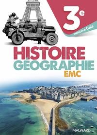Histoire-geographie Emc 3e (2021) Manuel Eleve