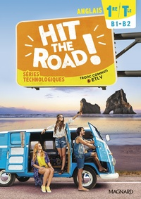 Hit The Road! Anglais Series Technologiques 1re/tle (2021) - Manuel - Cahier Eleve