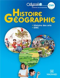 Histoire-geographie Cm1 - Manuel Eleve