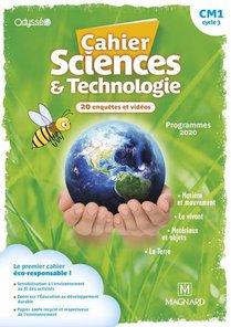 Cahier Odysseo Sciences Et Technologie Cm1 (2021)