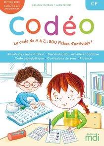 Mdi - Codeo - Fichier Code Alphabetique + Cd 2019