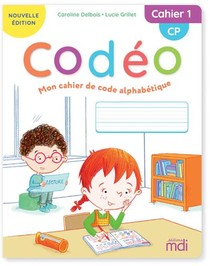 Mdi - Codeo - Cahier Cp 2020