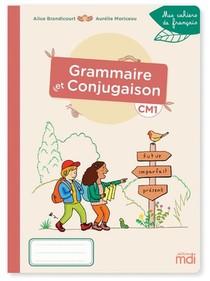 Mdi - Mes Cahiers De Francais - Grammaire-conjugaison Cm1