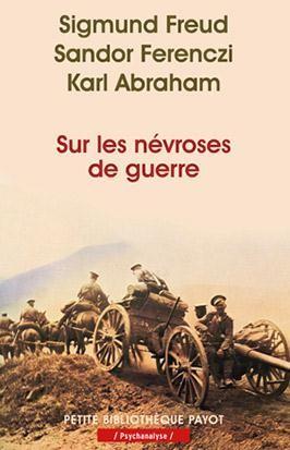 Sur Les Nevroses De Guerre | Diderich