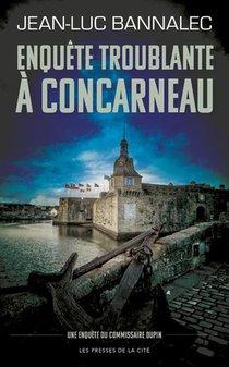 Enquete Troublante A Concarneau