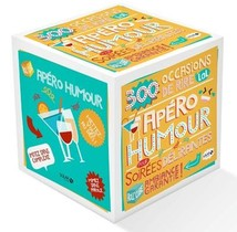 Roll'cube ; Apero Humour