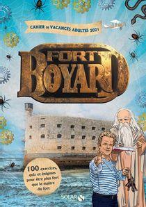 Cahier De Vacances Adultes Fort Boyard (edition 2021)