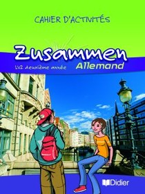 Allemand ; Lv2 ; 2e Annee ; Cahiers D'exercices (edition 2006)