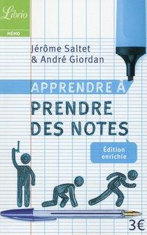Apprendre A Prendre Des Notes