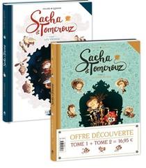 Sacha Et Tomcrouz ; T.1 Et T.2