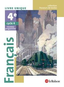 Francais 4eme Eleve - Passeurs De Textes (cycle 4) - 2016