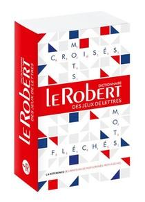Dictionnaire Le Robert Des Jeux De Lettres