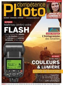 Competence Photo N 70 - Maitrisez (enfin) Votre Flash