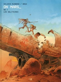 On Mars T.2 ; Les Solitaires