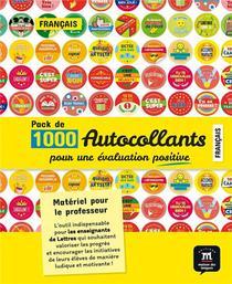 Pack D'autocollants Pour L'evaluation En Francais