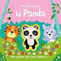 Mon Livre Squishy ; Le Panda
