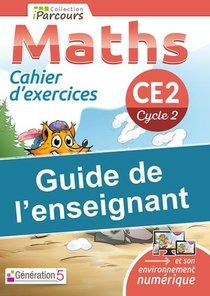 Guide De L'enseignant Cahier Iparcours Maths Ce2 (2018)