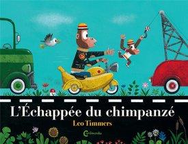 L'echappee Du Chimpanze