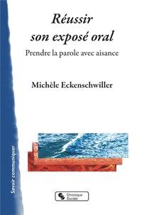 Reussir Son Expose Oral ; Prendre La Parole Avec Aisance