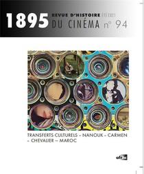 1895 N 94, Automne 2021. Transferts Culturels - Nanouk -carmen - Chev Alier - Maroc