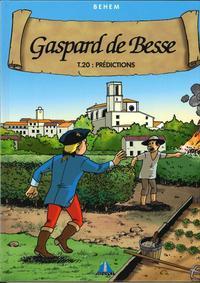 Gaspard De Besse T 20 - Predictions