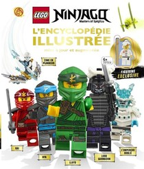 Lego Ninjago - Masters Of Spinjitzu ; L'encyclopedie Illustree