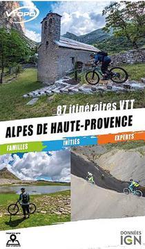 Alpes De Haute-provence 2020 87 Itineraires Vtt