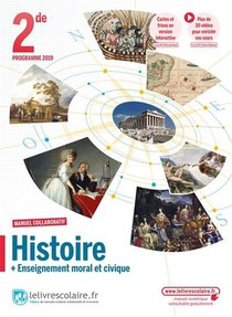 Histoire 2nde, Edition 2019
